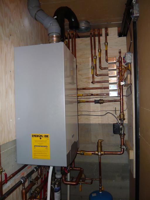 Radiant Floor Heating Reliance Mechanical